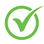 Green Checkmark 500