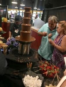 Chocolate Fest Fountain